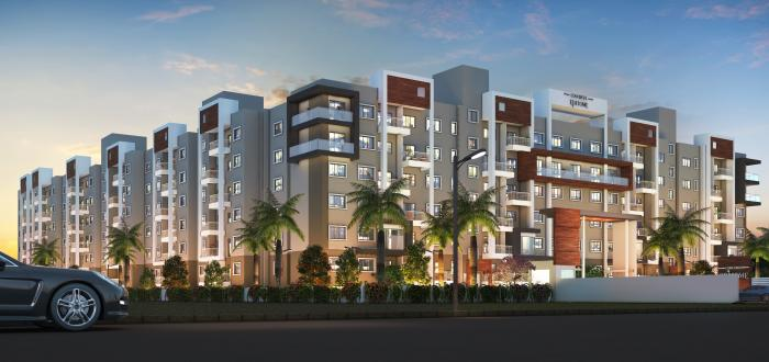 Concorde Epitome Apartments  for sale in Electronic City, Bangalore