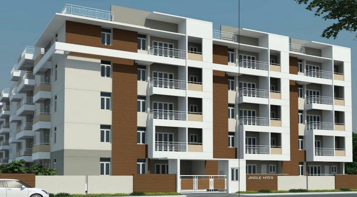 Jingle Heights Apartments  for sale in Horamavu, Bangalore