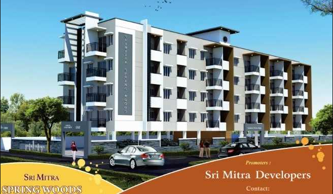 Sri Mitra Spring Woods Apartments  for sale in ITPL, Bangalore