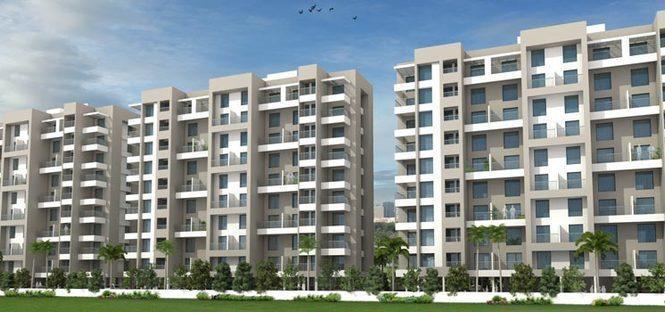 Yashada Green Estate Apartments  for sale in Chakan, Pune