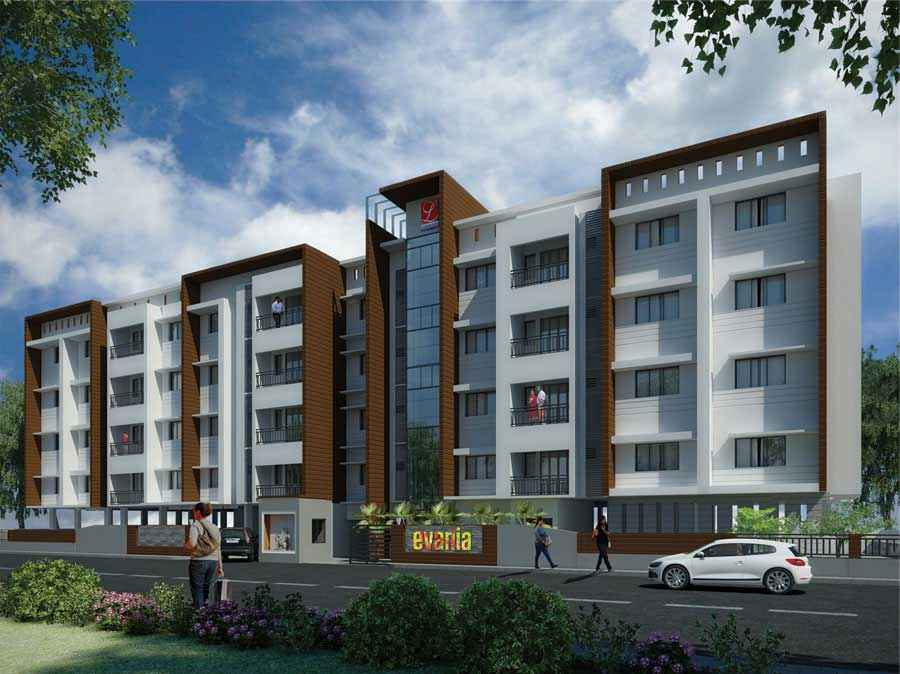 Evania Apartments  for sale in Perungudi, Chennai