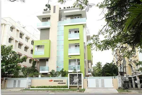 Sreenivas Harihar Apartments  for sale in Santhome, Chennai