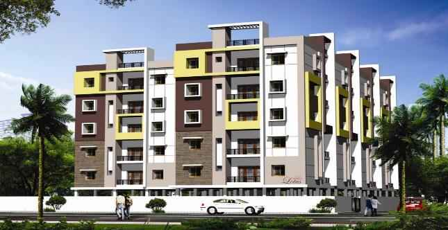 Divya prabhas lotus nizampet by divya prabhas developers for Apartment design development pvt ltd