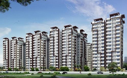 2 BHK Apartments, Flats For Rent In Jains Carlton Creek ...