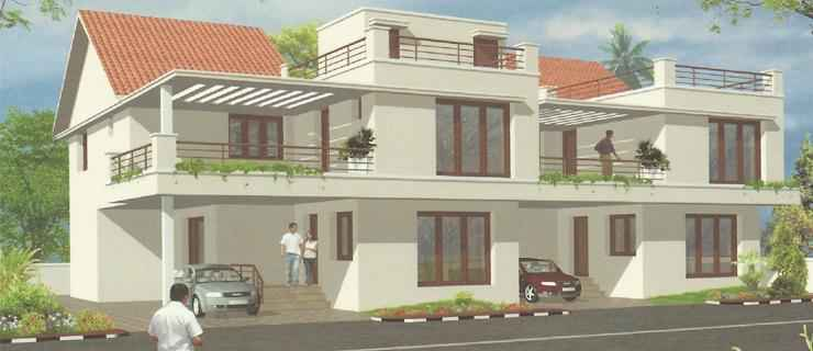Gowtam Grande Villas in Tirupur