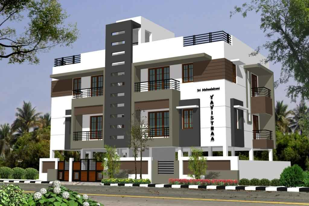 Yavisthaa Apartments in Ganapathy