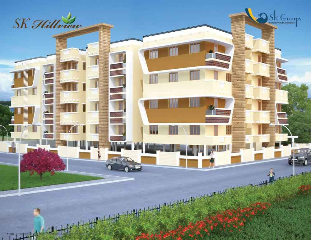 Hillview Apartments in Kuniyamuthur