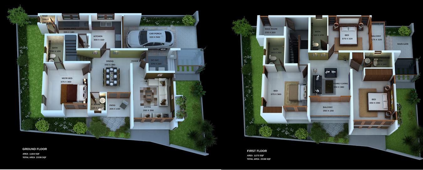 Homesite Greendale,Kakkanad