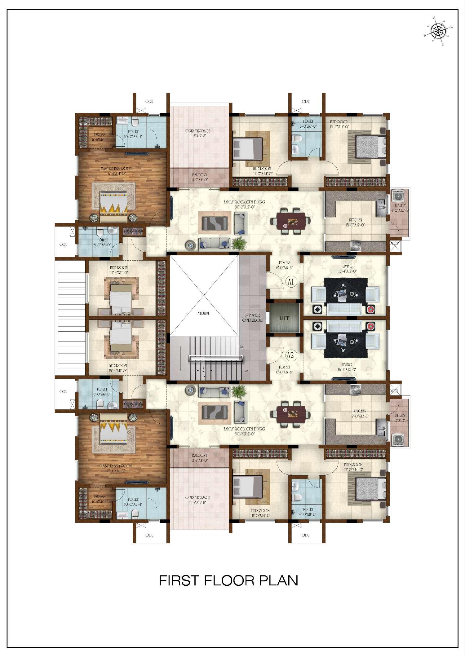 Casa Grande Joybijoy,Gopalapuram